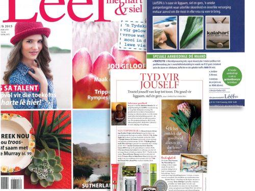 Lééf Magazine
