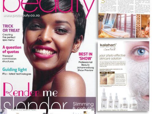 Professional Beauty Magazine