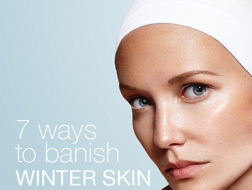 7 Ways To Prepare Your Skin For Winter
